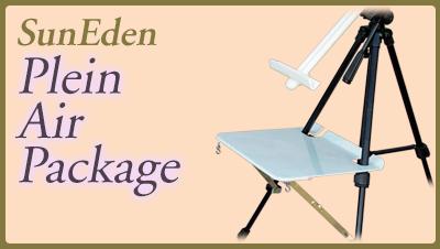 Sun Eden Plein Air Package